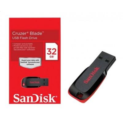 CLE USB SANDISK  32 GB